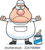 a cartoon illustration of a... | Shutterstock .eps vector #226700884
