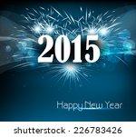 vector celebration colorful... | Shutterstock .eps vector #226783426