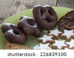 Chocolate Covered Lebkuchen...