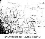 grunge urban background.texture ... | Shutterstock .eps vector #226845040