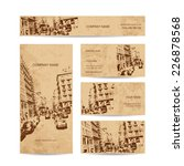 Business Card  Urban Design....