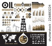 oil industry   vector... | Shutterstock .eps vector #226883224