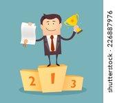 vector illustration of... | Shutterstock .eps vector #226887976