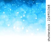holiday light background | Shutterstock .eps vector #226901368