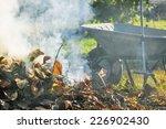 Bonfire Of The Fallen Leaves...