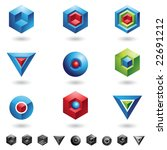 Spheres  Cubes  Triangles And...