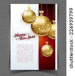 vector illustration of... | Shutterstock .eps vector #226959799