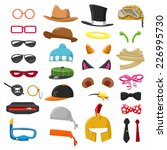Funny Cartoon Accessory Set  ...