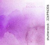 vector abstract purple...   Shutterstock .eps vector #226996306