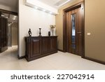 Modern Anteroom Interior In...