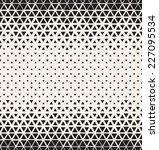 vector seamless pattern. modern ... | Shutterstock .eps vector #227095534