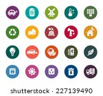 environmental protection color... | Shutterstock .eps vector #227139490