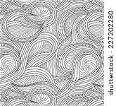 the tangled background.design... | Shutterstock .eps vector #227202280