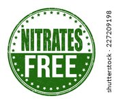 nitrates free grunge rubber... | Shutterstock .eps vector #227209198