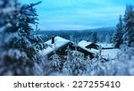 new year's finland | Shutterstock . vector #227255410
