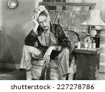 migraine headache | Shutterstock . vector #227278786