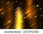 abstract  background. golden... | Shutterstock . vector #227291350