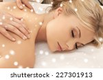 beauty  health  holidays ... | Shutterstock . vector #227301913