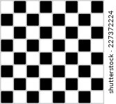 black and white tile background | Shutterstock .eps vector #227372224