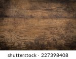 brown wood texture. abstract... | Shutterstock . vector #227398408