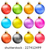 Set Of Vectors   Christmas...
