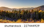 Sunset In The White Mountains...