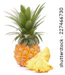 Pineapple Tropical Fruit Or...