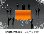 business | Shutterstock . vector #22748449