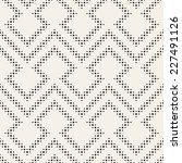 vector seamless pattern. modern ... | Shutterstock .eps vector #227491126