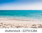 beautiful coast on the island... | Shutterstock . vector #227511286