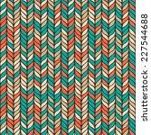seamless indian pattern   Shutterstock . vector #227544688