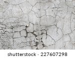 old concrete wall background | Shutterstock . vector #227607298