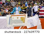 barcelona   october 29  real... | Shutterstock . vector #227639770