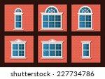 Collection Of Retro Windows