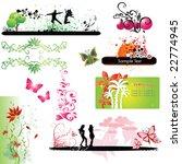 design elements | Shutterstock .eps vector #22774945