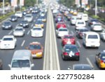 fast cars in city  | Shutterstock . vector #227750284