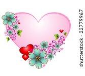 heart vector design | Shutterstock .eps vector #22779967
