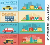 Flat City Cars Infographic...