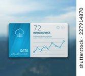 minimalistic widget card...
