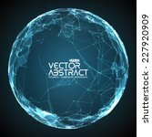 Abstract Vector Mesh Spheres....