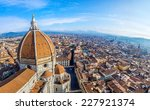Rooftop View Of Medieval Duomo...