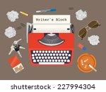 Writers Block   Vector...