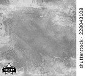 textured vintage paper vector... | Shutterstock .eps vector #228043108