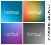 abstract creative concept...   Shutterstock .eps vector #228050710