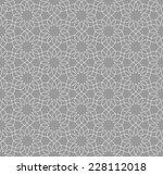 seamless pattern of... | Shutterstock .eps vector #228112018