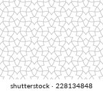 seamless pattern of... | Shutterstock .eps vector #228134848