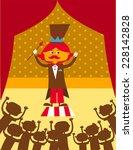 Circus Director. Circus...