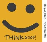 think good   Shutterstock .eps vector #228149620