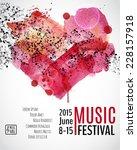 Music Festival  Poster...