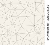 vector seamless pattern.... | Shutterstock .eps vector #228205159